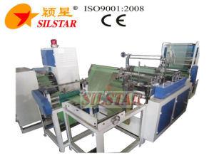 Ice Cube Bag Making Machine with Automatic Rewinder pictures & photos