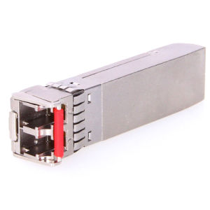 HP JG234A Compatible 10GBASE-ER SFP+ 1550nm 40km DOM Transceiver pictures & photos