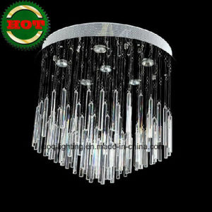 Clear Crystal Ceiling Pendant Lamp (AQ-88015) pictures & photos