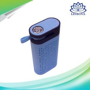 Flashlight Wireless Bluetooth Mini Speaker with Power Bank Function pictures & photos
