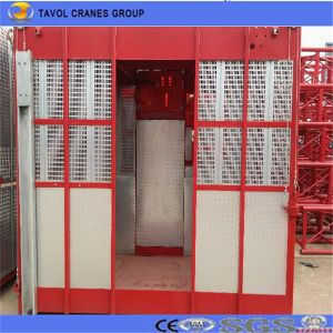 China Construction Hoist Building Hoist Construction Elevator Price pictures & photos