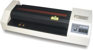 Double-Heat Metal Pouch Laminator (330mm) pictures & photos