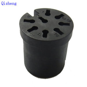 CNC Machining Parts, Aluminum Alloy, Black, Custom Make