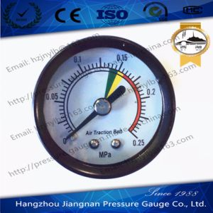 40mm 1.5′′ Back Connection General Pressure Gauge-Air Pressure Gauge pictures & photos