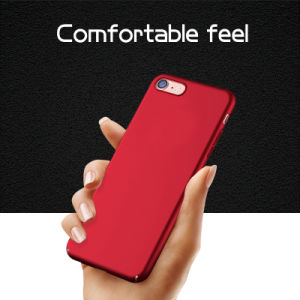 Ultra Thin Full Covered Matte Painted PC Hard Phone Case for iPhone 7 pictures & photos