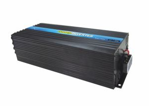 6000W off Grid DC to AC Modified Sine Wave Power Inverte pictures & photos