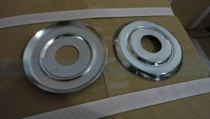 Stainless Iron Single Decorative Plate pictures & photos