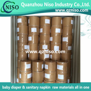 2017 New Design Sanitary Napkin Backsheet Poly with Gsg Certification pictures & photos