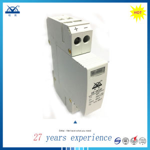 IEC61643 1p 8/20 40ka Protector DC 24V 48V Lightning Arrestor pictures & photos