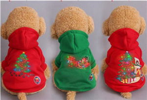 Pet Apparel/Dog Clothing/Stylish Cute Dog Cotton Baseball Jacket/Coat pictures & photos