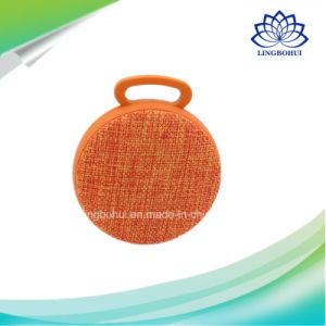 Cloth Mesh Appearance Mini Outdoor Waterproof Bluetooth Speaker pictures & photos