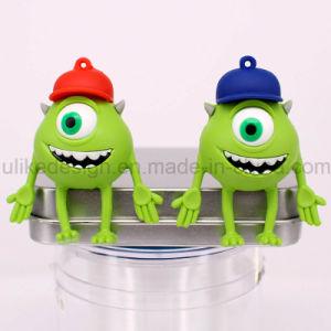 Monster University PVC USB Flash Drive (UL-PVC024-02) pictures & photos