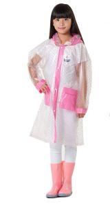 PVC Rain Coat for Child Simple Fashion pictures & photos