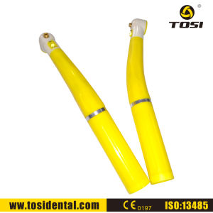 Tosi 2017 Newest Disposable Dental Handpiece with Light pictures & photos