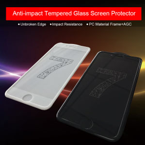 Accessories 3D Full Coverage Anti-Impact Anti-Shock Screen Protector for iPhone 7 pictures & photos