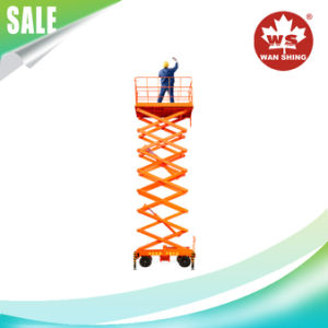 Best Quality Mobile Hydraulic Scissor Lifting Table in China pictures & photos