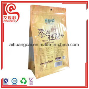 Heat Sealed Aluminum Plastic Dried Food Packaging Bag pictures & photos