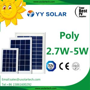 3W 5W 6W 10W Reliable Solar Panel for Pico Lighting pictures & photos