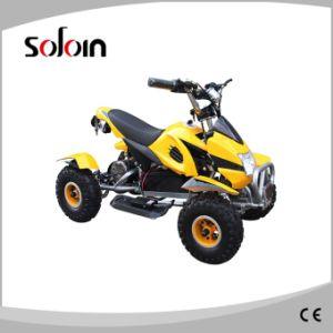 Electric Starting Mini Kids 4 Wheel Electric Quad Bike / ATV (SZE800A-1)
