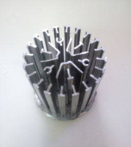 Custom 6W LED Heat Sink Sz50-2 pictures & photos