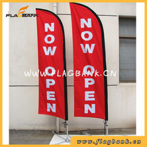Advertising Aluminium Portable Feather Flag/Beach Flag pictures & photos
