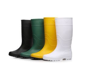 Rain Boot Dfrb-009 Non-Slip Anti-Oil Anti-Dust Waterproof pictures & photos
