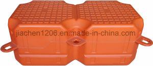 Popular Orange Single Cube Floating Dock Used Boat Docks for Sale pictures & photos