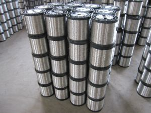 Ultra Thin 201 202 304 304L 316 316L Stainless Steel Wire pictures & photos