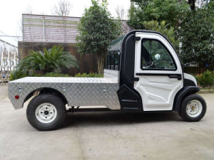Electric Cargo Vehicle 4 Seater Golf Carts 3.5kw 5kw