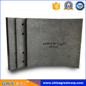 4515 Hot Sale Auto Truck Brake Lining pictures & photos