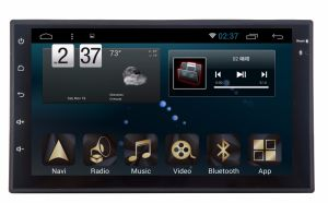 New Ui Android 6.0 Car Accessories for Universal 7 Inch with Car GPS Navigation pictures & photos