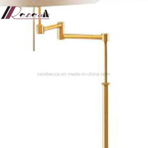 Modern Copper Standing Floor Lamp for Hotel Room pictures & photos