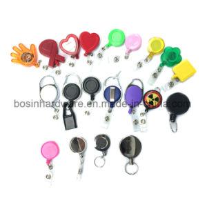 Plastic Custom Badge Reel for Lanyard pictures & photos