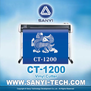 Sticker Cutting Machine CT1200 for Vinyl Film Vinyl Cutter pictures & photos