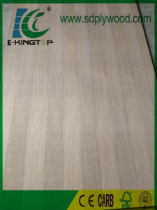 Fancy Plywood 3.6mm Black Walnut Straight Grain pictures & photos