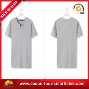Custom Cotton Blank Polo T Shirt with Two Pocket pictures & photos