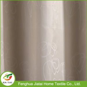 Custom Polyester Modern Hookless Extra Long Shower Curtain pictures & photos