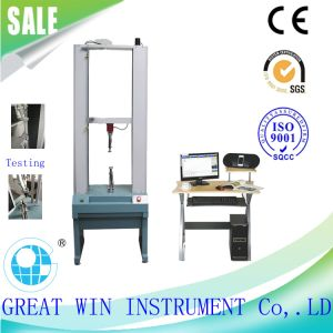 Computer-Type Universal Tensile and Compression Testing Machine (GW-010A2) pictures & photos