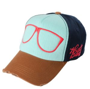 Washed Embroidery Sports Cap pictures & photos