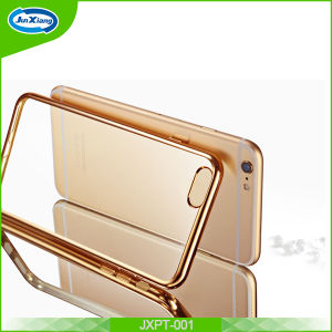 Elegant Crystal Rubber Back Electroplating TPU Soft Phone Case for Samsung Galaxy Note 3 Cover pictures & photos