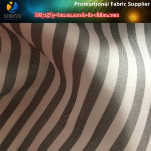 Green Cheap Yarn Dyed Stripe Fabric for Lining of Jacket (S131.136) pictures & photos