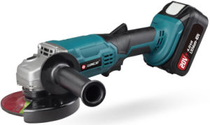 20V 3.0ah Cordless Angle Grinder DC Power Tools pictures & photos