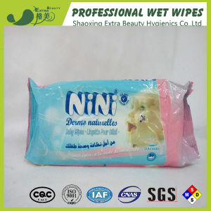 Antibacterial Nonwoven Baby Wipes OEM Wet Tissues pictures & photos