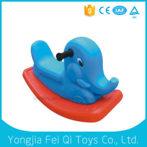 Commercial LLDPE Rocking Horse Toy with Low Price Kid Toy pictures & photos