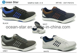 Latest Arrival Classic Men Fashion Casual Shoes pictures & photos