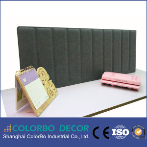 Pet Interior Screen Polyester Fiber Acoustic Panel pictures & photos