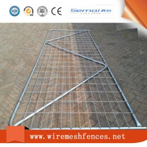 Welded Mesh Type Farm Gate / Pasture Gate / Ranch Gate pictures & photos