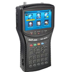 Satlink Ws-6979 DVB-S2/DVB-T2 MPEG4 HD Combo Finder, Satlink Ws 6979 Satellite Finder pictures & photos