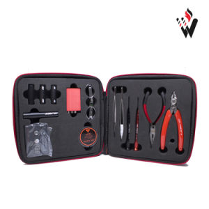 2016 Vivismoke Hot Selling Coil Master Tool Kit V2 DIY Kit New Coil Master Tool Kit 2.0 for Rda Rba Atomizer Rebuilding Vape Mod pictures & photos