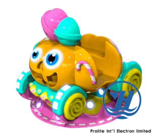 Pumpkin Car Kiddie Ride Game Machine for Children (ZJ-K138) pictures & photos